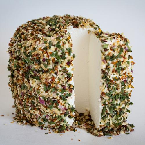 fromage-de-chevre-herbe
